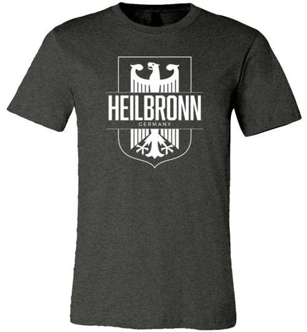 Heilbronn, Germany - Men's/Unisex Lightweight Fitted T-Shirt-Wandering I Store