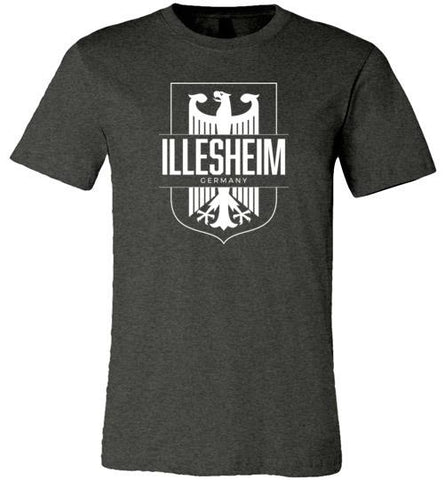 Illesheim, Germany - Men's/Unisex Lightweight Fitted T-Shirt-Wandering I Store