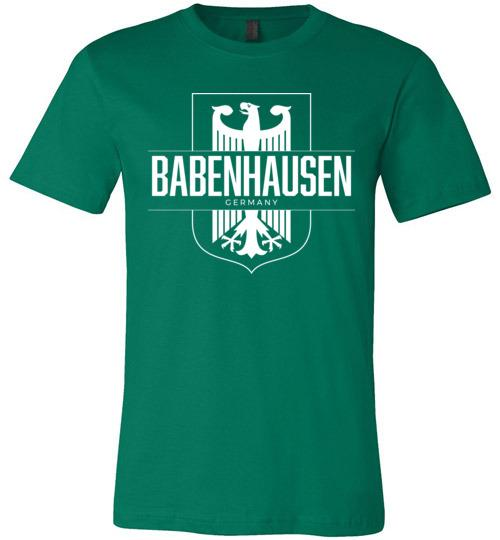 Babenhausen, Germany - Men's/Unisex Lightweight Fitted T-Shirt-Wandering I Store