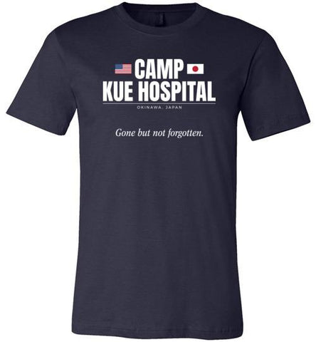 "Camp Kue Hospital ""GBNF"" - Men's/Unisex Lightweight Fitted T-Shirt"
