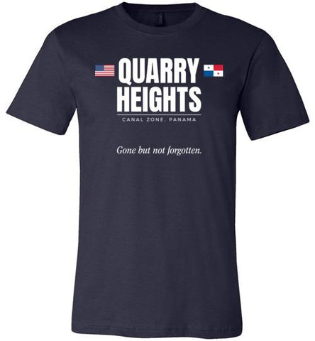 "Quarry Heights ""GBNF"" - Men's/Unisex Lightweight Fitted T-Shirt"