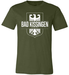 Bad Kissingen, Germany - Men's/Unisex Lightweight Fitted T-Shirt-Wandering I Store