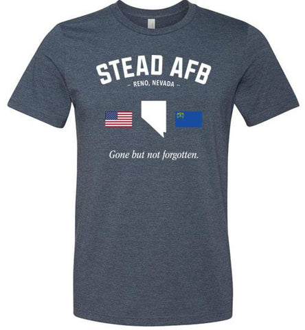 "Stead AFB ""GBNF"" - Men's/Unisex Lightweight Fitted T-Shirt-Wandering I Store"