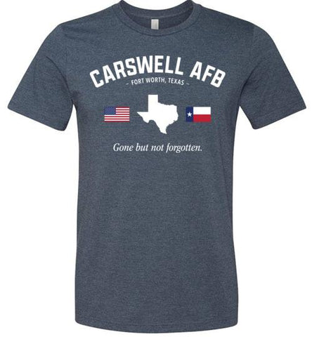 "Carswell AFB ""GBNF"" - Men's/Unisex Lightweight Fitted T-Shirt-Wandering I Store"