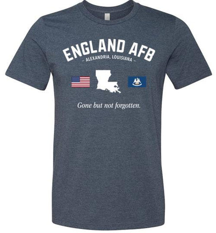 "England AFB ""GBNF"" - Men's/Unisex Lightweight Fitted T-Shirt-Wandering I Store"