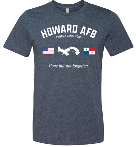 "Howard AFB ""GBNF"" - Men's/Unisex Lightweight Fitted T-Shirt-Wandering I Store"