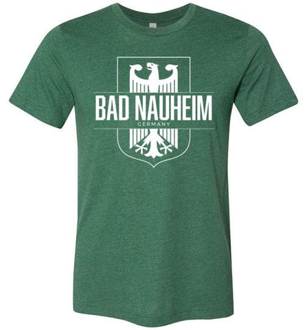 Bad Nauheim, Germany - Men's/Unisex Lightweight Fitted T-Shirt-Wandering I Store