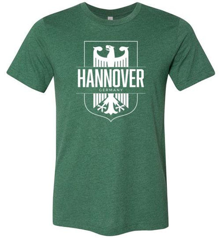 Hannover, Germany - Men's/Unisex Lightweight Fitted T-Shirt-Wandering I Store