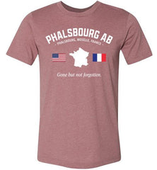 "Phalsbourg AB ""GBNF"" - Men's/Unisex Lightweight Fitted T-Shirt-Wandering I Store"