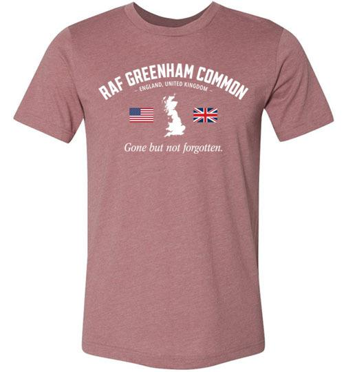 "RAF Greenham Common ""GBNF"" - Men's/Unisex Lightweight Fitted T-Shirt-Wandering I Store"