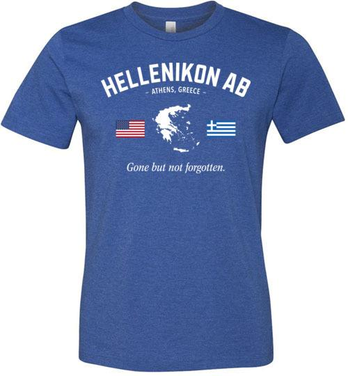 "Hellenikon AB ""GBNF"" - Men's/Unisex Lightweight Fitted T-Shirt-Wandering I Store"