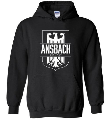 Ansbach, Germany - Men's/Unisex Hoodie-Wandering I Store