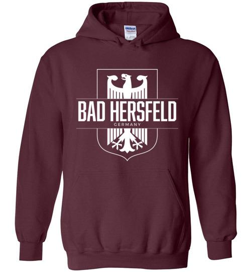 Bad Hersfeld, Germany - Men's/Unisex Hoodie-Wandering I Store