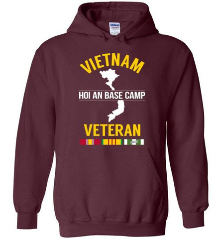"Vietnam Veteran ""Hoi An Base Camp"" - Men's/Unisex Hoodie"