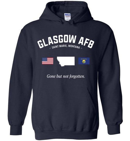 "Glasgow AFB ""GBNF"" - Men's/Unisex Hoodie-Wandering I Store"
