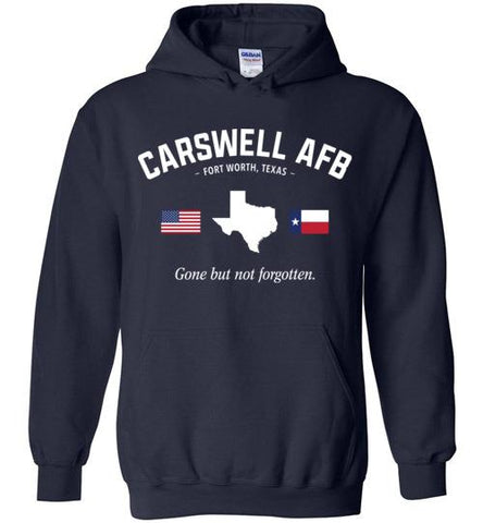 "Carswell AFB ""GBNF"" - Men's/Unisex Hoodie-Wandering I Store"