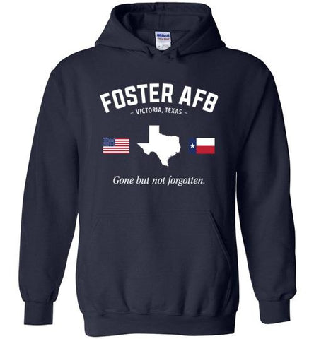 "Foster AFB ""GBNF"" - Men's/Unisex Hoodie-Wandering I Store"