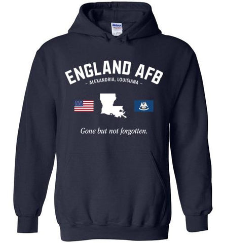 "England AFB ""GBNF"" - Men's/Unisex Hoodie-Wandering I Store"