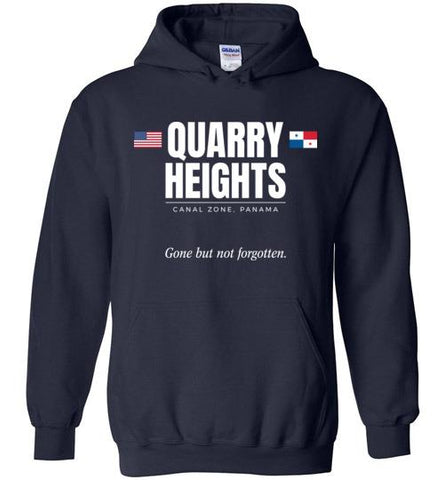 "Quarry Heights ""GBNF"" - Men's/Unisex Hoodie-Wandering I Store"