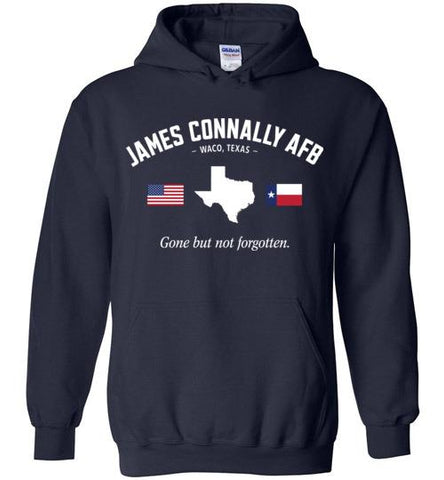 "James Connally AFB ""GBNF"" - Men's/Unisex Hoodie-Wandering I Store"
