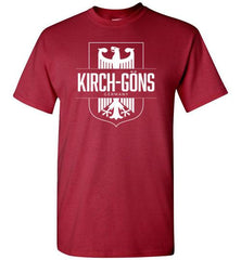 Kirch-Gons, Germany - Men's/Unisex Standard Fit T-Shirt-Wandering I Store