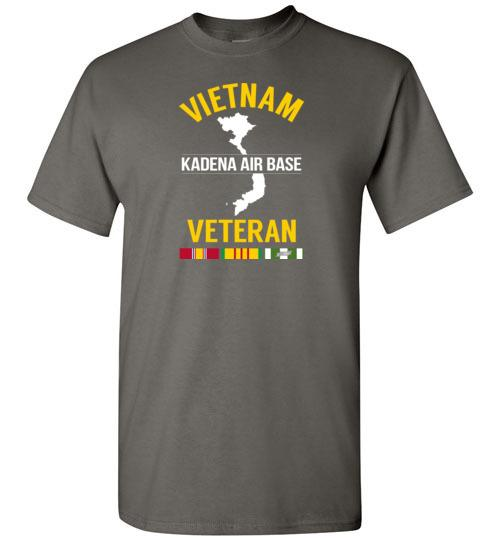 "Vietnam Veteran ""Kadena Air Base"" - Men's/Unisex Standard Fit T-Shirt-Wandering I Store"