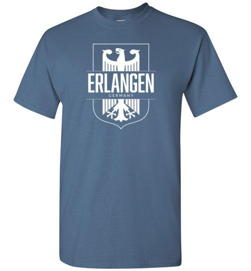 Erlangen, Germany - Men's/Unisex Standard Fit T-Shirt-Wandering I Store