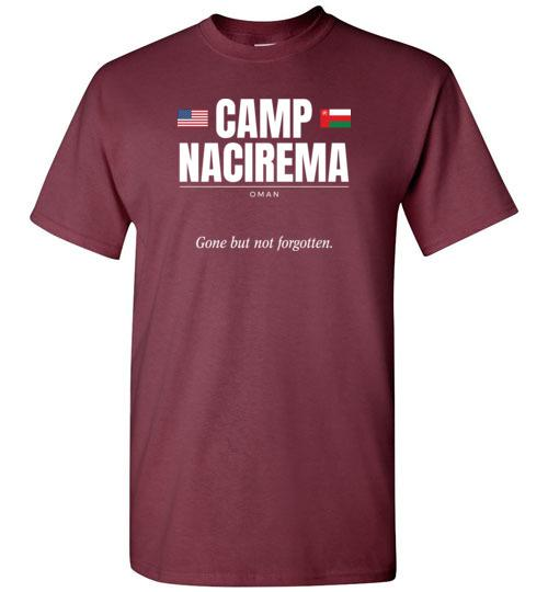 "Camp Nacirema ""GBNF"" - Men's/Unisex Standard Fit T-Shirt-Wandering I Store"