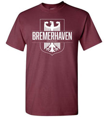 Bremerhaven, Germany - Men's/Unisex Standard Fit T-Shirt-Wandering I Store
