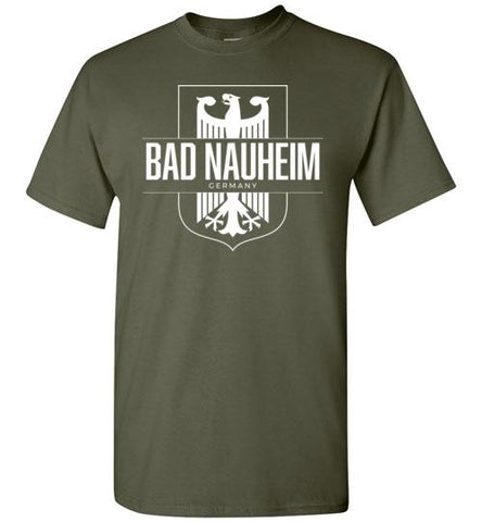Bad Nauheim, Germany - Men's/Unisex Standard Fit T-Shirt-Wandering I Store