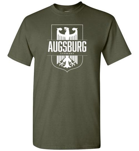 Augsburg, Germany - Men's/Unisex Standard Fit T-Shirt-Wandering I Store
