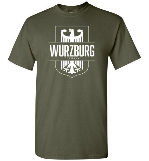 Wurzburg, Germany - Men's/Unisex Standard Fit T-Shirt-Wandering I Store