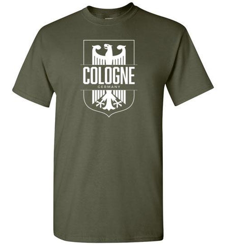 Cologne, Germany - Men's/Unisex Standard Fit T-Shirt-Wandering I Store
