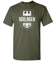 Boblingen, Germany - Men's/Unisex Standard Fit T-Shirt-Wandering I Store