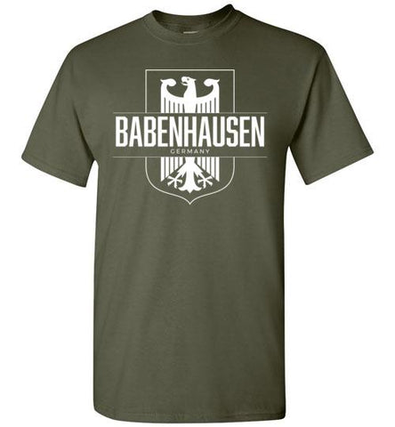 Babenhausen, Germany - Men's/Unisex Standard Fit T-Shirt-Wandering I Store