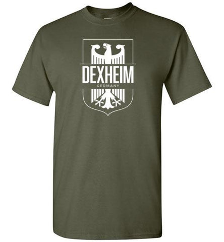 Dexheim, Germany - Men's/Unisex Standard Fit T-Shirt-Wandering I Store