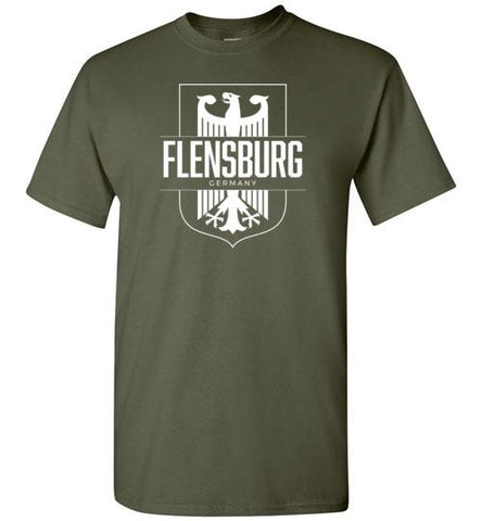 Flensburg, Germany - Men's/Unisex Standard Fit T-Shirt-Wandering I Store