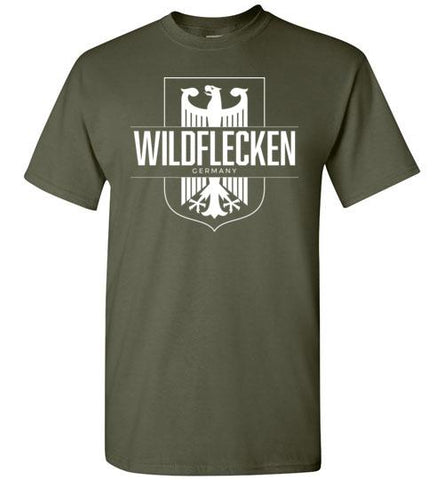 Wildflecken, Germany - Men's/Unisex Standard Fit T-Shirt