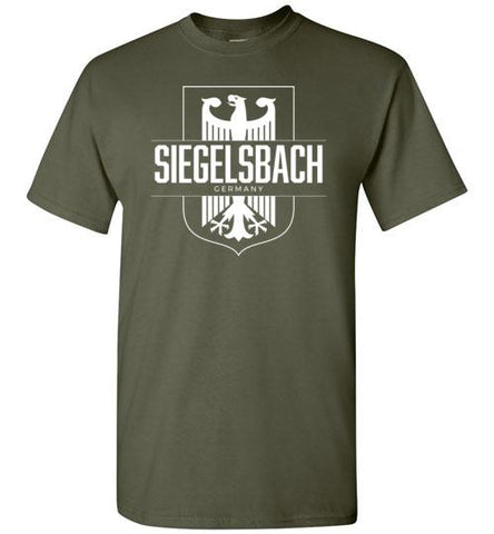 Siegelsbach, Germany - Men's/Unisex Standard Fit T-Shirt-Wandering I Store