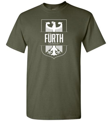 Furth, Germany - Men's/Unisex Standard Fit T-Shirt