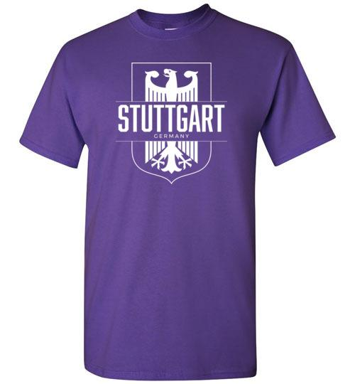 Stuttgart, Germany - Men's/Unisex Standard Fit T-Shirt-Wandering I Store
