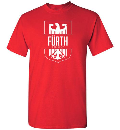 Furth, Germany - Men's/Unisex Standard Fit T-Shirt-Wandering I Store