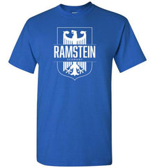 Ramstein, Germany - Men's/Unisex Standard Fit T-Shirt-Wandering I Store