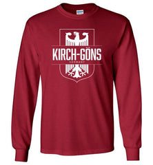 Kirch-Gons, Germany - Men's/Unisex Long-Sleeve T-Shirt-Wandering I Store