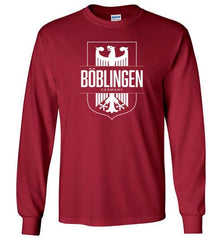 Boblingen, Germany - Men's/Unisex Long-Sleeve T-Shirt-Wandering I Store