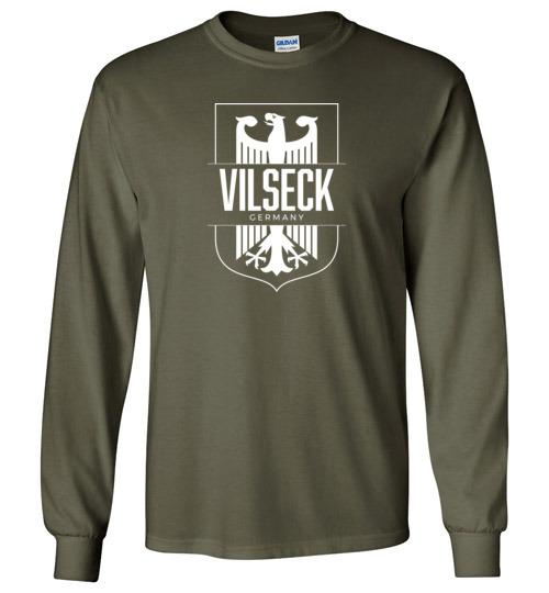 Vilseck, Germany - Men's/Unisex Long-Sleeve T-Shirt-Wandering I Store