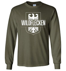 Wildflecken, Germany - Men's/Unisex Long-Sleeve T-Shirt-Wandering I Store