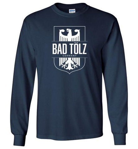 Bad Tolz, Germany - Men's/Unisex Long-Sleeve T-Shirt