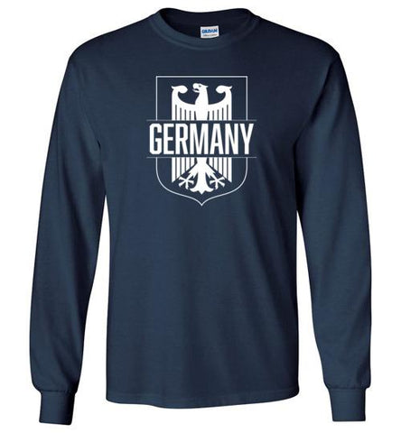 Germany - Men's/Unisex Long-Sleeve T-Shirt