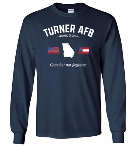 "Turner AFB ""GBNF"" - Men's/Unisex Long-Sleeve T-Shirt-Wandering I Store"